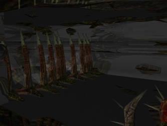 bone wall no infestation by NEX17