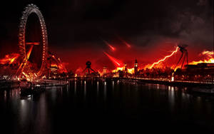 War of the Worlds London Attack by winnie-carluke