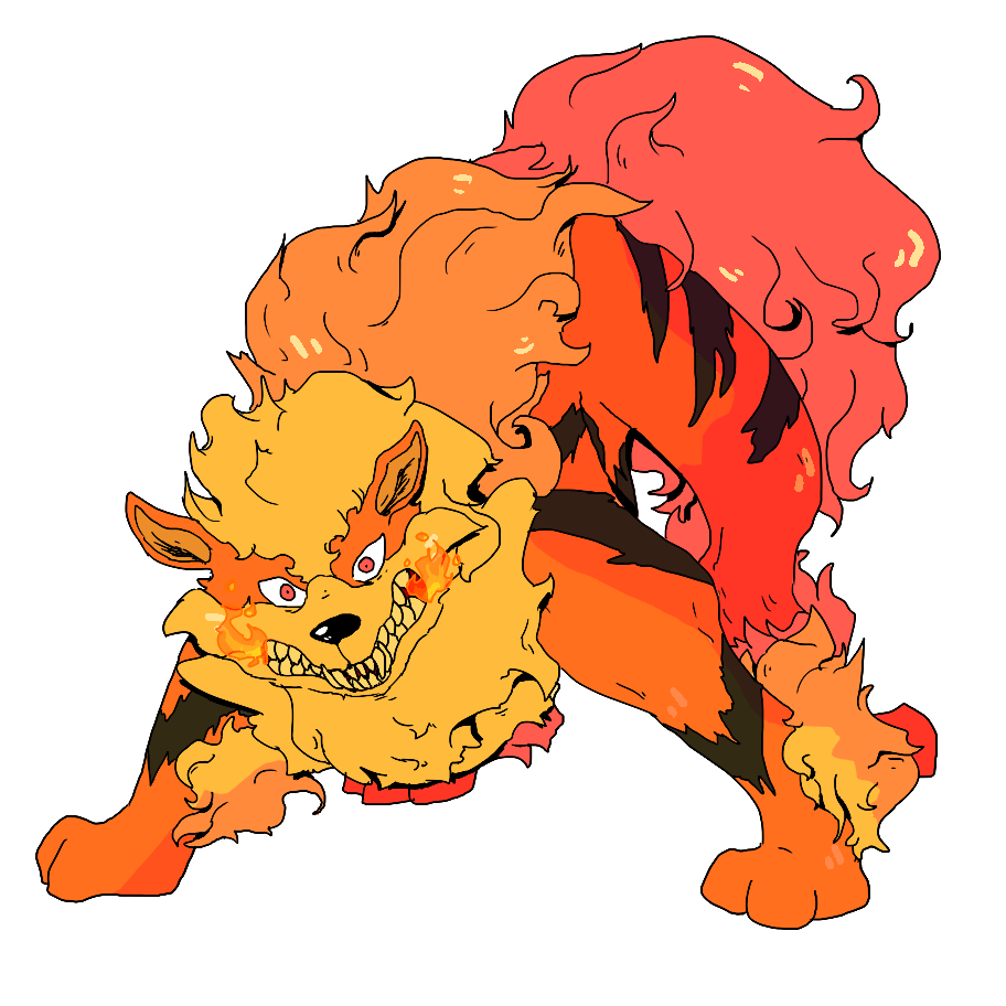 Arcanine by 40451 on deviantart - Arcanine pics ...
