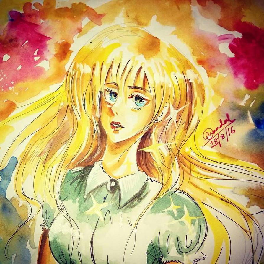Color Blust !! by urbi-san