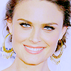 Emily Deschanel icon 2 by LissBlueJays