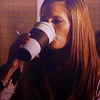 Beckett and Coffee Icon by LissBlueJays