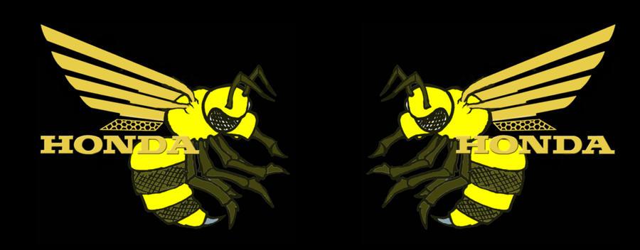 Honda Hornet Logo design by namivanmar on DeviantArt
