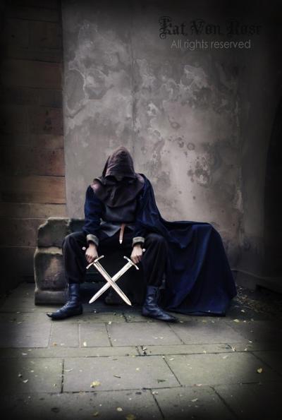 Medieval Assassin by Kat-von-Rose on DeviantArt