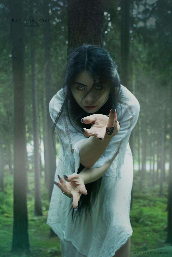 under your spell by Kat-von-Rose