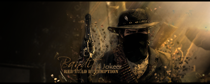 Bandit Signature 17.5. 2010 by playerPS