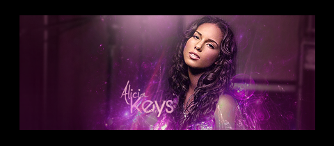 Alicia Keys Signature 4.6.2010 by playerPS