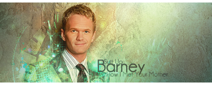 Barney Signature 3.8. 2010 by playerPS