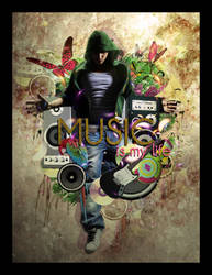 Music is my life by playerPS