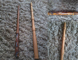 Wands I Made
