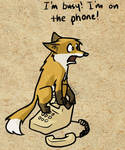 Fox is busy
