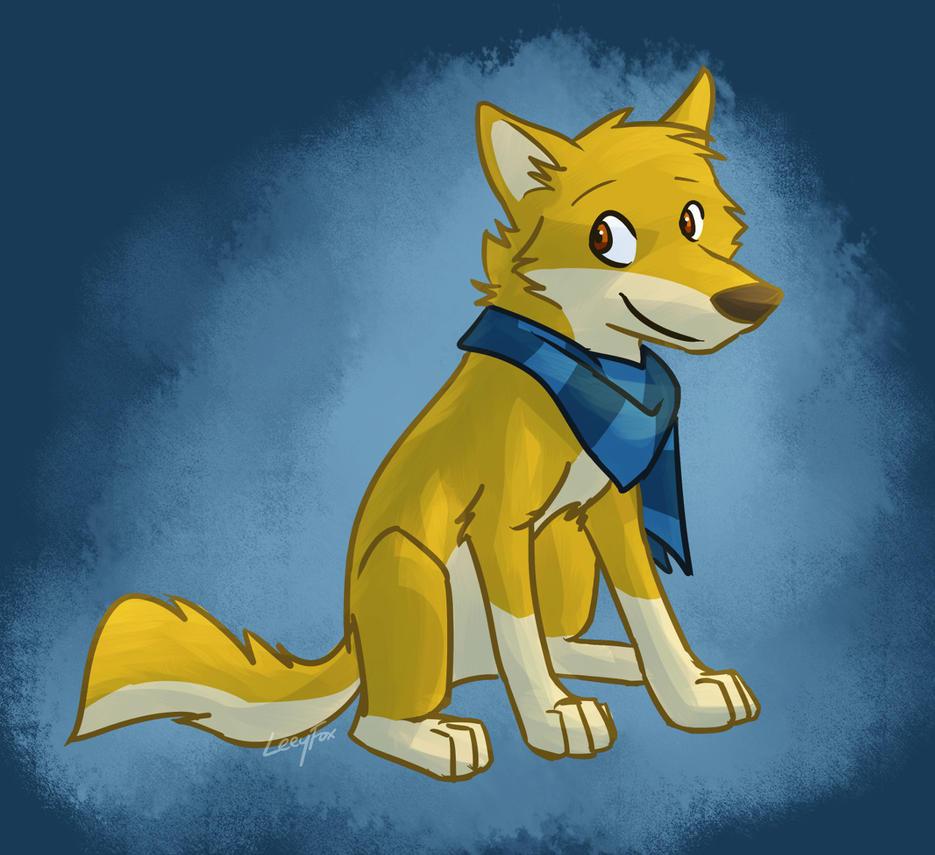 Lil' fox kit by LeeyFox