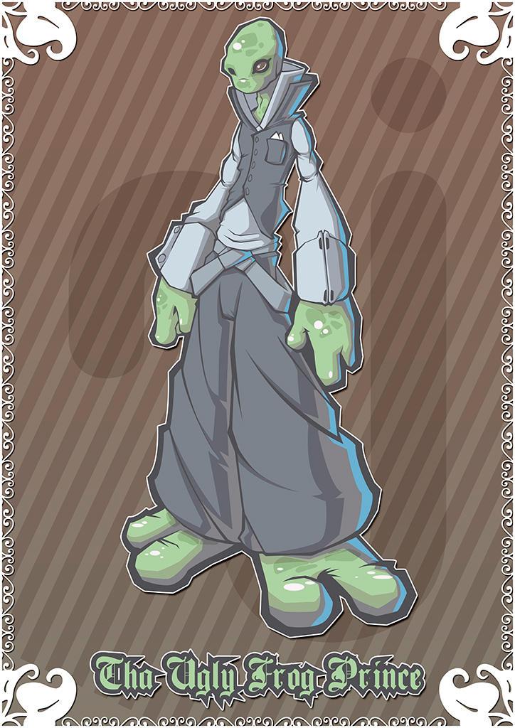 Tha Ugly Frog Prince