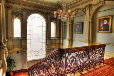 The Classical Stairs by stephanie2x