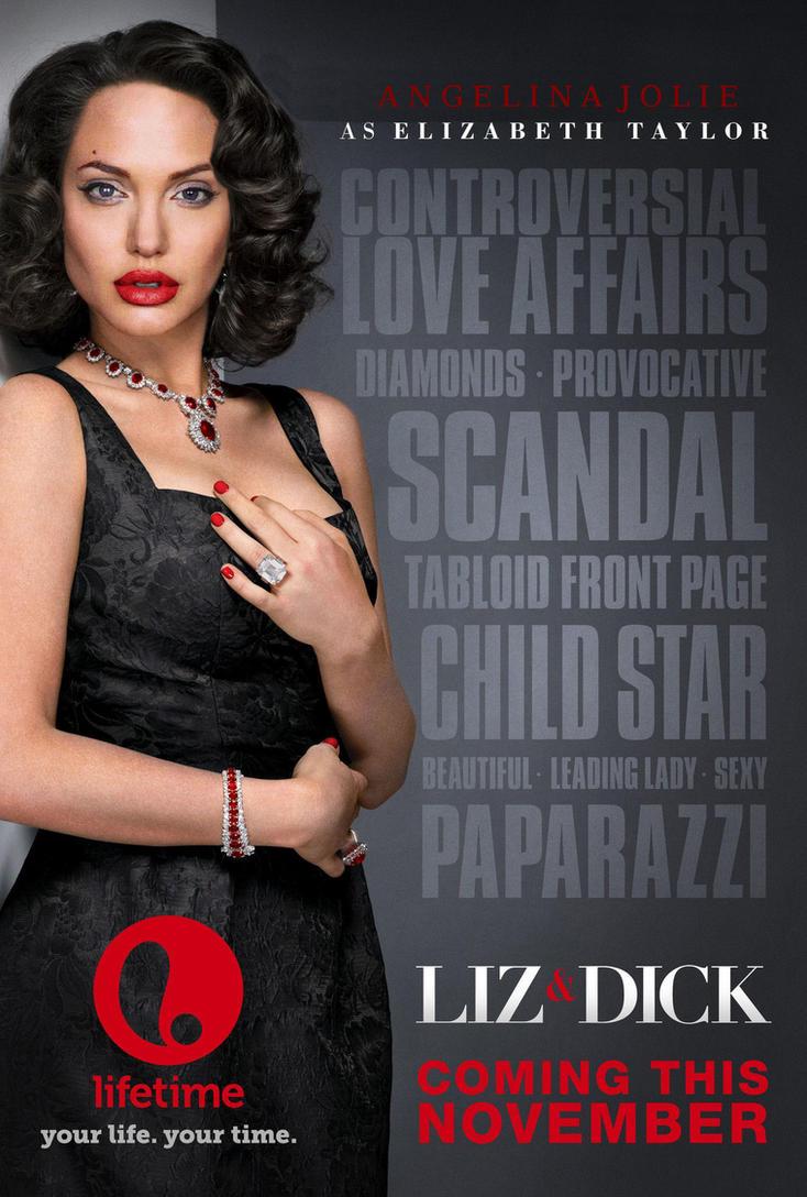 Angelina Jolie Dick 63