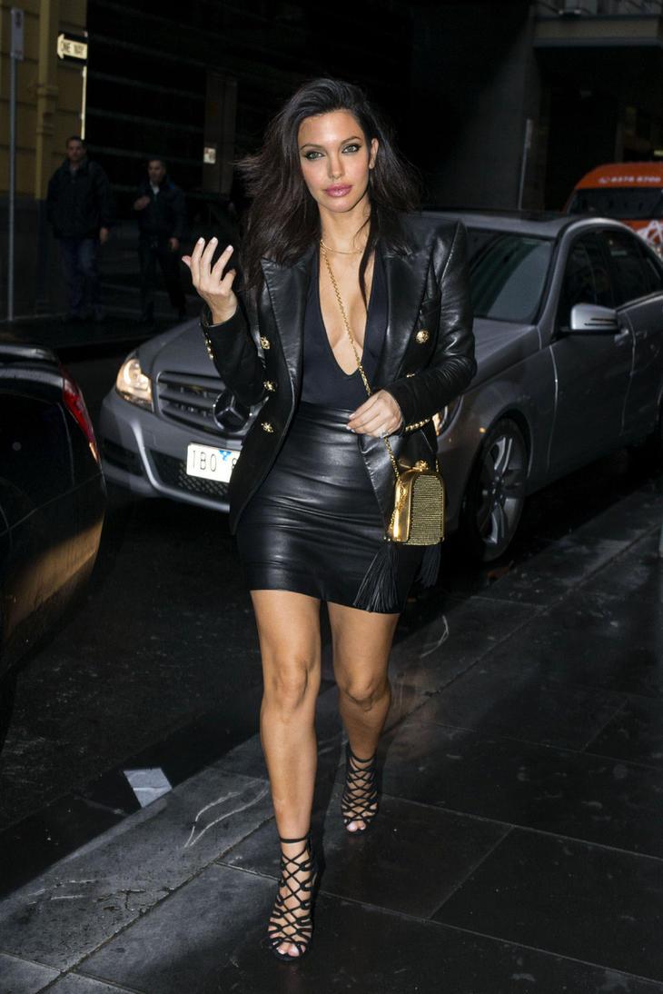 Angelina Jolie Kim Kardashian Style 3 By Jmurdoch On