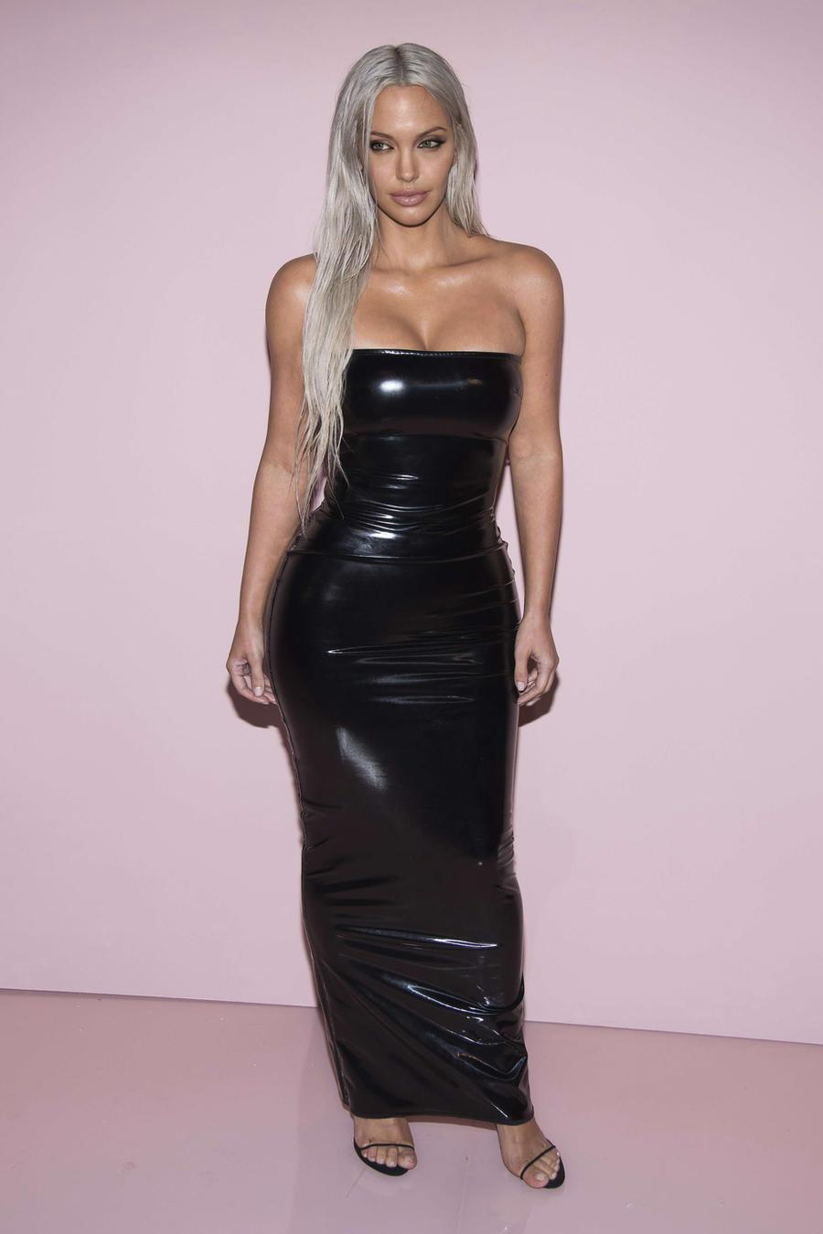 Angelina Jolie - Kim Kardashian style 12 by jmurdoch