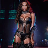 Angelina Jolie - Jasmine Tookes style by jmurdoch