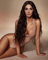 Gal  Gadot - Kim Kardashian photoshoot by jmurdoch