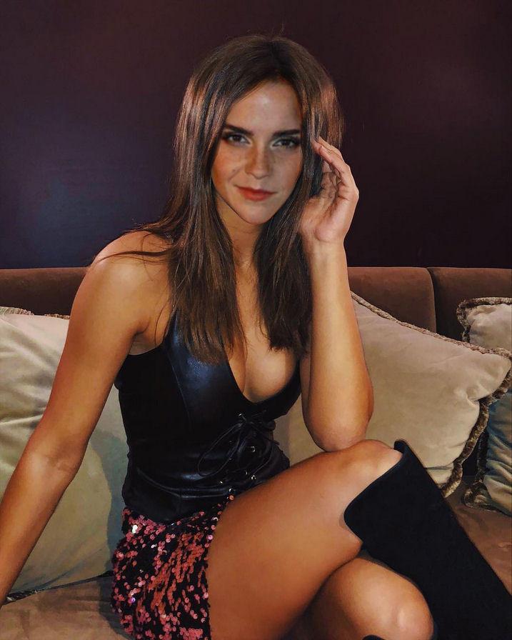 Watson sexy pics emma 'Nude photos'