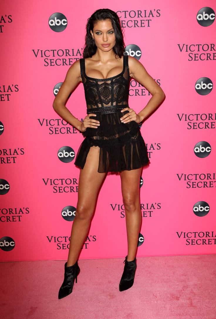 Angelina Jolie - Victoria's  Secret by jmurdoch