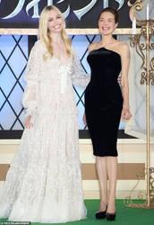 Elle Fanning - Angelina Jolie switch by jmurdoch
