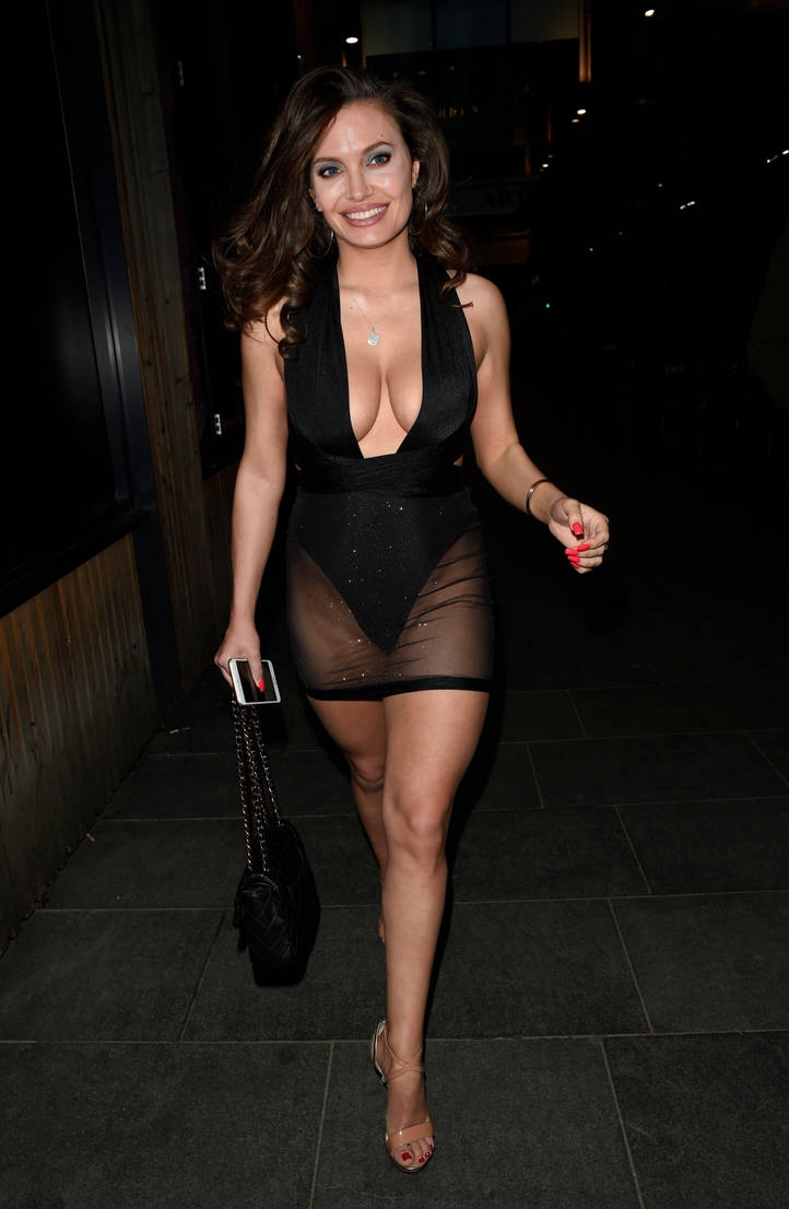 Angelina Jolie - Sexy style #5 by jmurdoch