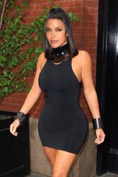 Angelina Jolie - Kim Kardashian back dress by jmurdoch