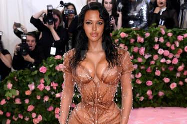Angelina Jolie - Kim Kardashian MET Gala style #2 by jmurdoch