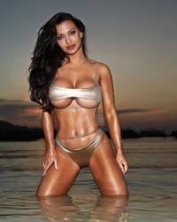 Angelina Jolie - Bikini by jmurdoch