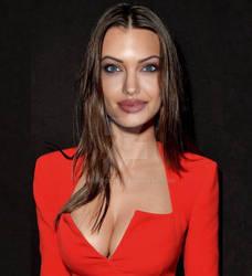 Angelina Jolie - Emma Ratajkowski by jmurdoch