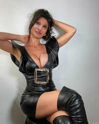 Angelina Jolie - Leather version by jmurdoch