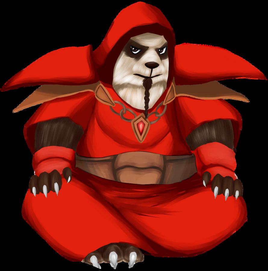 Pandamonium by thezigmis