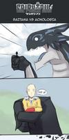 [Day #6] Saitama vs Acnologia