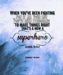 Superheroes {1}