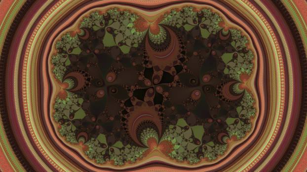 Mandelbrot Deep Julia Morphing 11