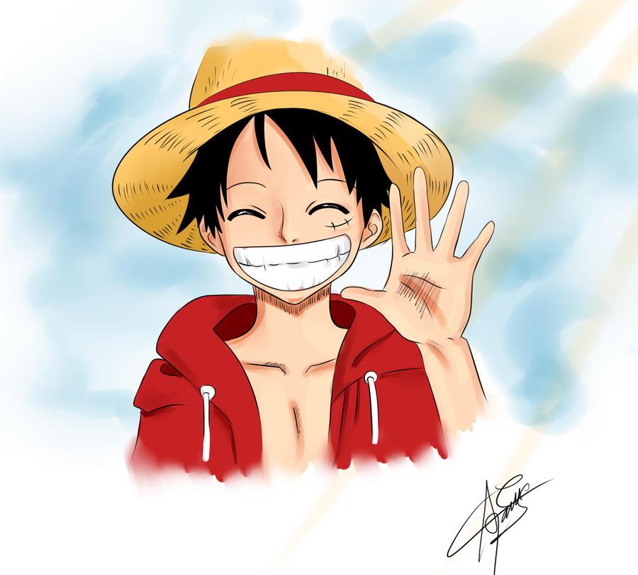 Luffy! by Miaka-chin