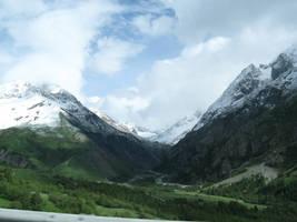 Snow Valley by NaturalBornCamper