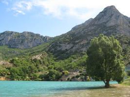 Azura lake by NaturalBornCamper