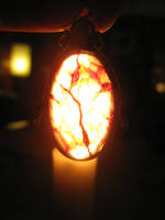 Fire gem by NaturalBornCamper