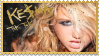 Tik Tok - Ke$ha Stamp by Little-Miss-Kim