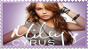 Miley Cyrus Stamp by Little-Miss-Kim