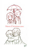 Merry Christmas 2010 by Ricochet-X