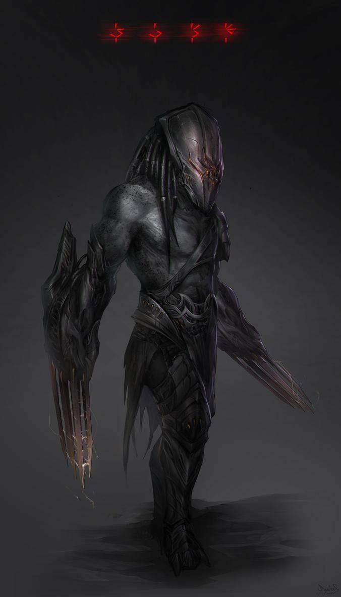Blader Predator by daemonstar