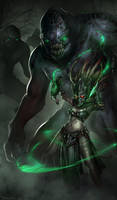 D3 Witch Doctor