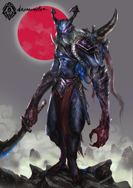Demon by daemonstar