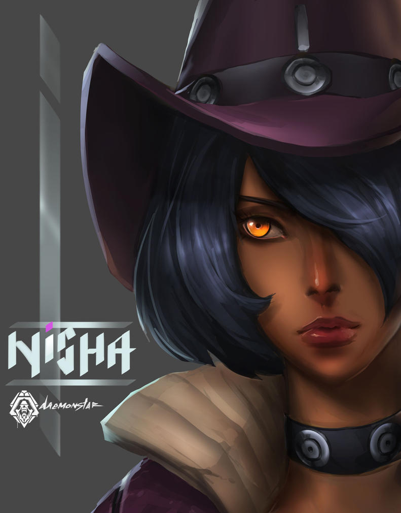 Nisha by daemonstar