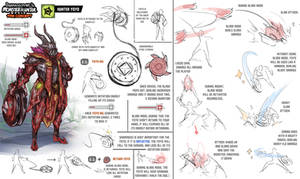 Monster Hunter World Fan Concept - Hunter Yoyo
