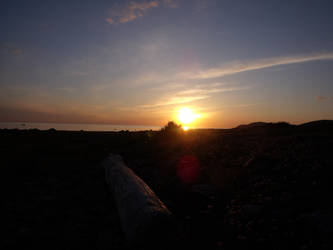 Swedish Sunset no. 3 by Grumzz