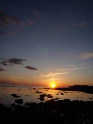 Swedish Sunset no. 5 by Grumzz